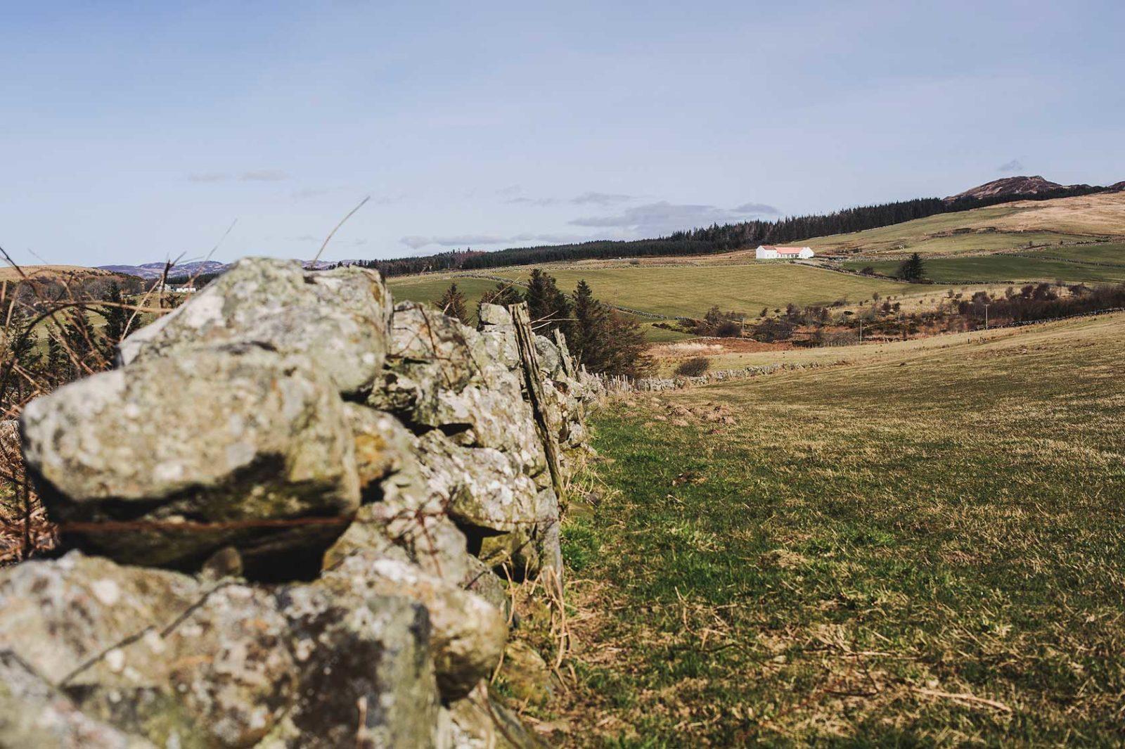 Crear wedding venue in Argyll