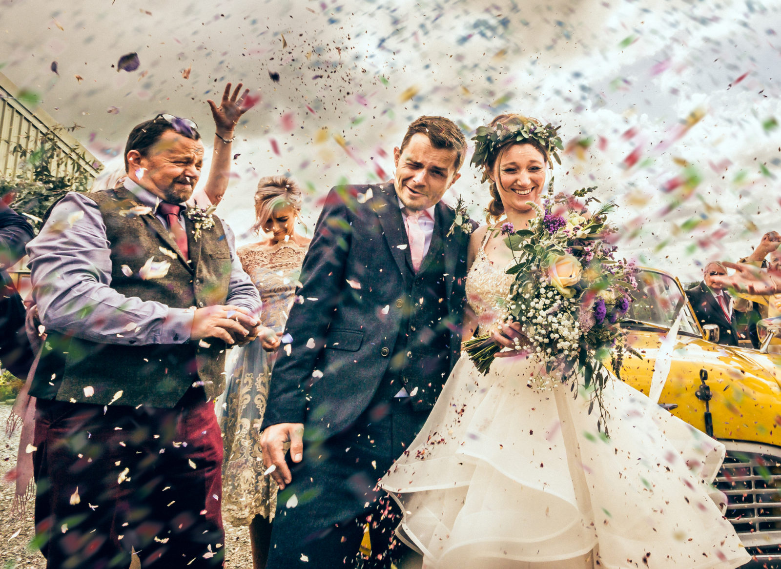 How to make your wedding go smoothly
