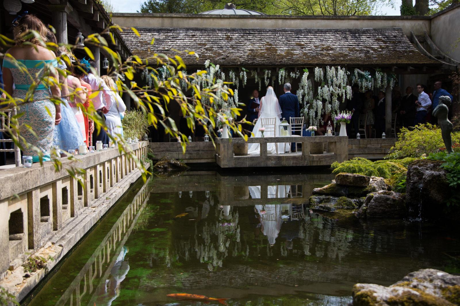 Matara Cotswolds unusual wedding venue