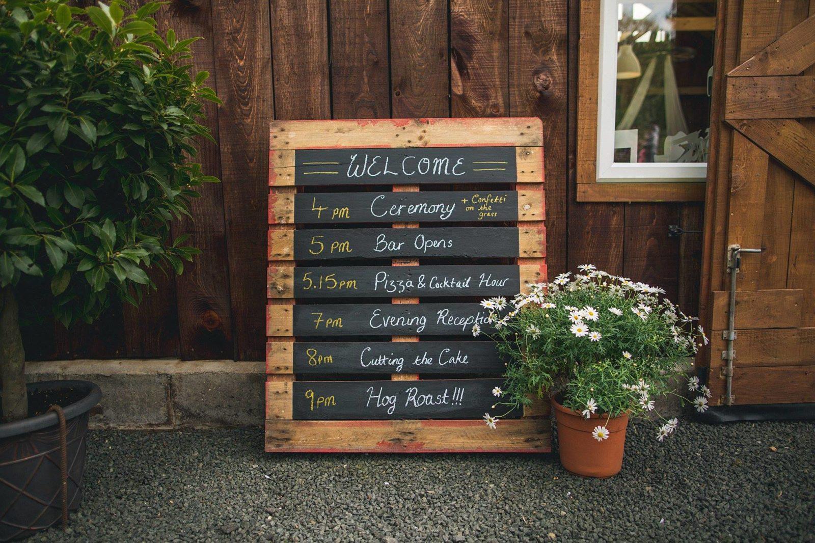 Sustainable Wedding Ideas