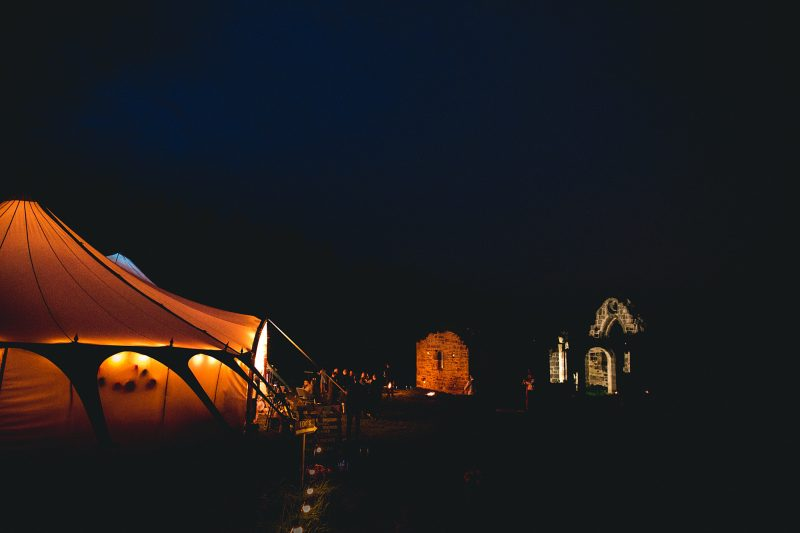 Low Friarside farm night Curious Tent Hire Andy Hudson Photography