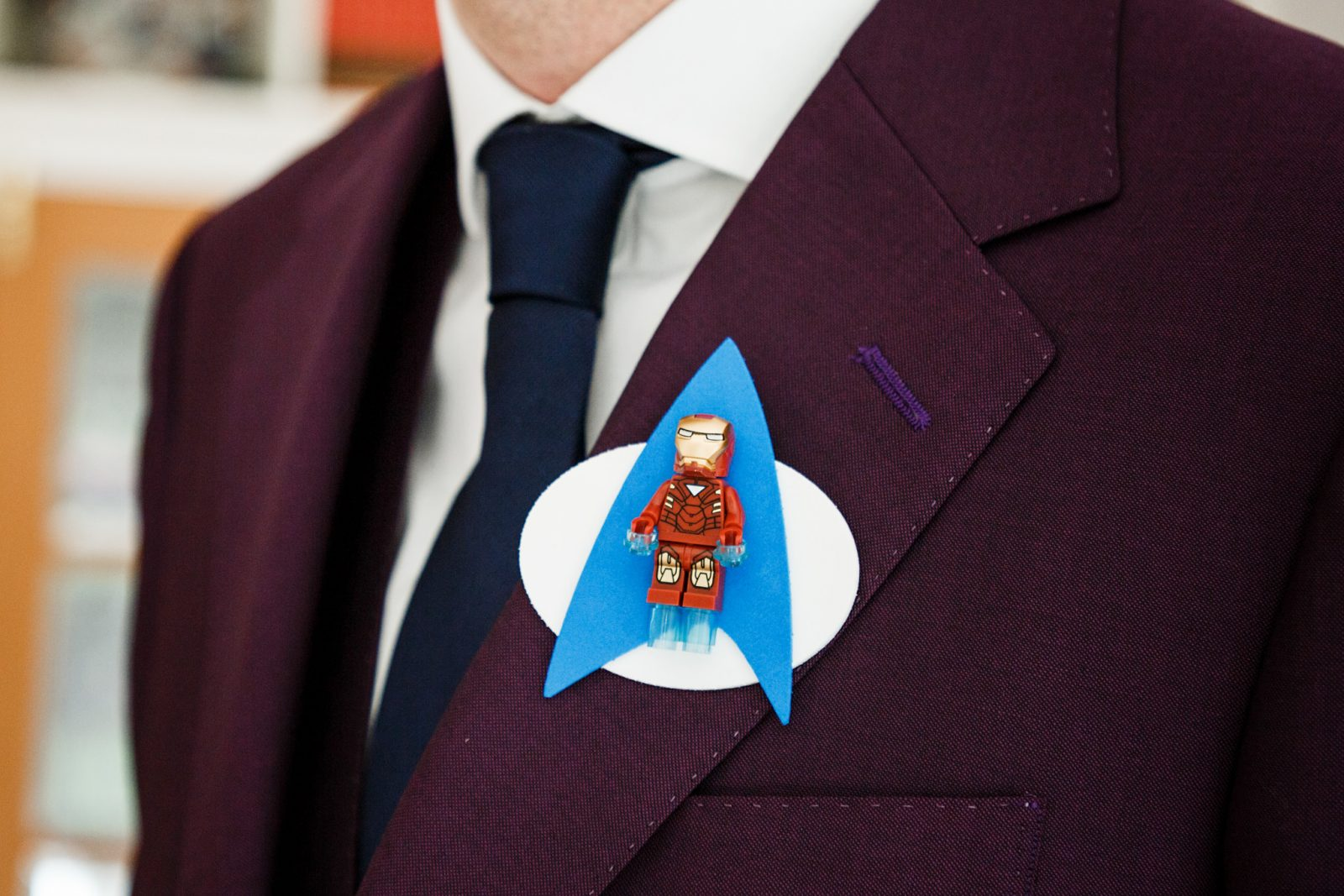 iron-man-superhero-marvel-wedding-buttonhole