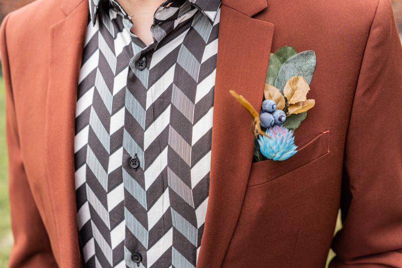 DIY buttonhole