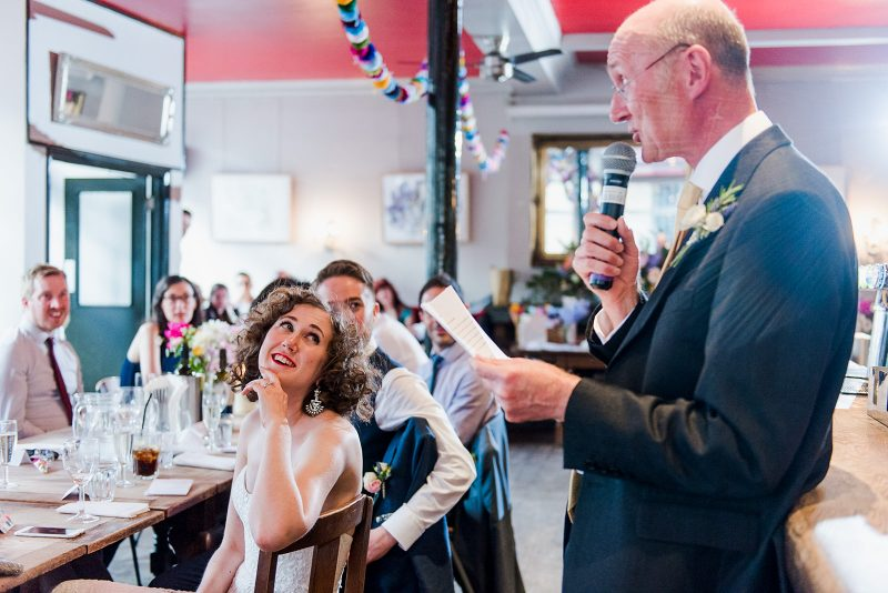 wedding speech father of bride