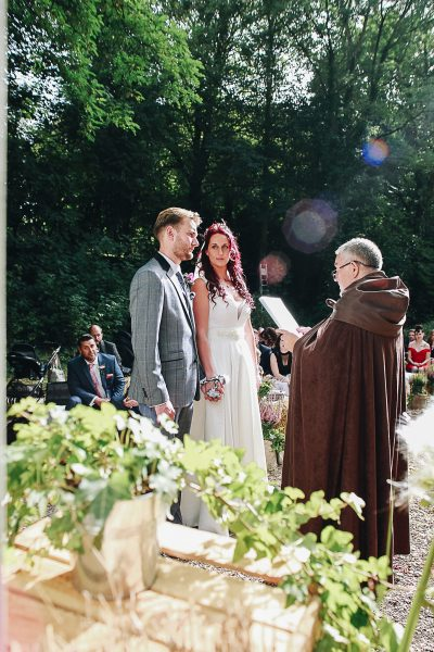 woodland wedding wizard