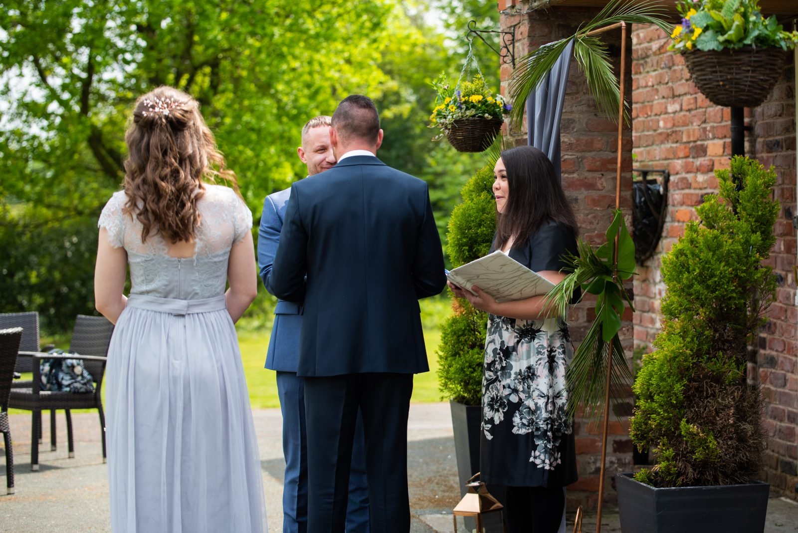 UK wedding celebrant