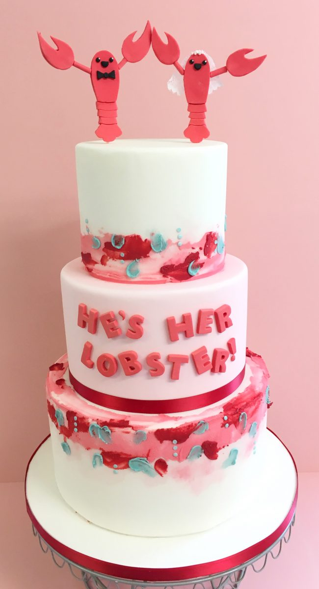 REAL Wedding trend – Quirky Cakes