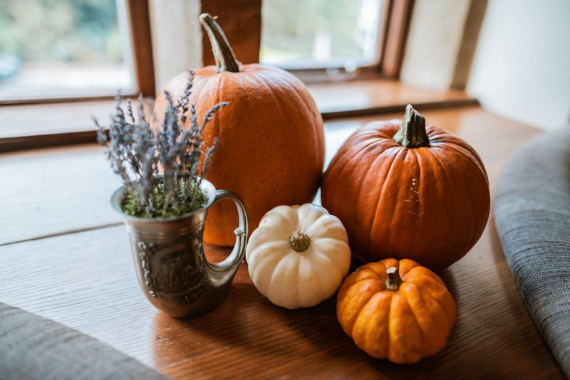 pumpkin wedding decor autumnal wedding