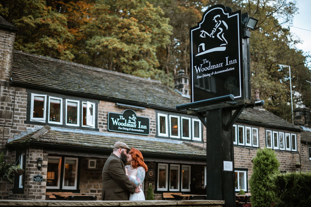 The Woodman Inn Huddersfield