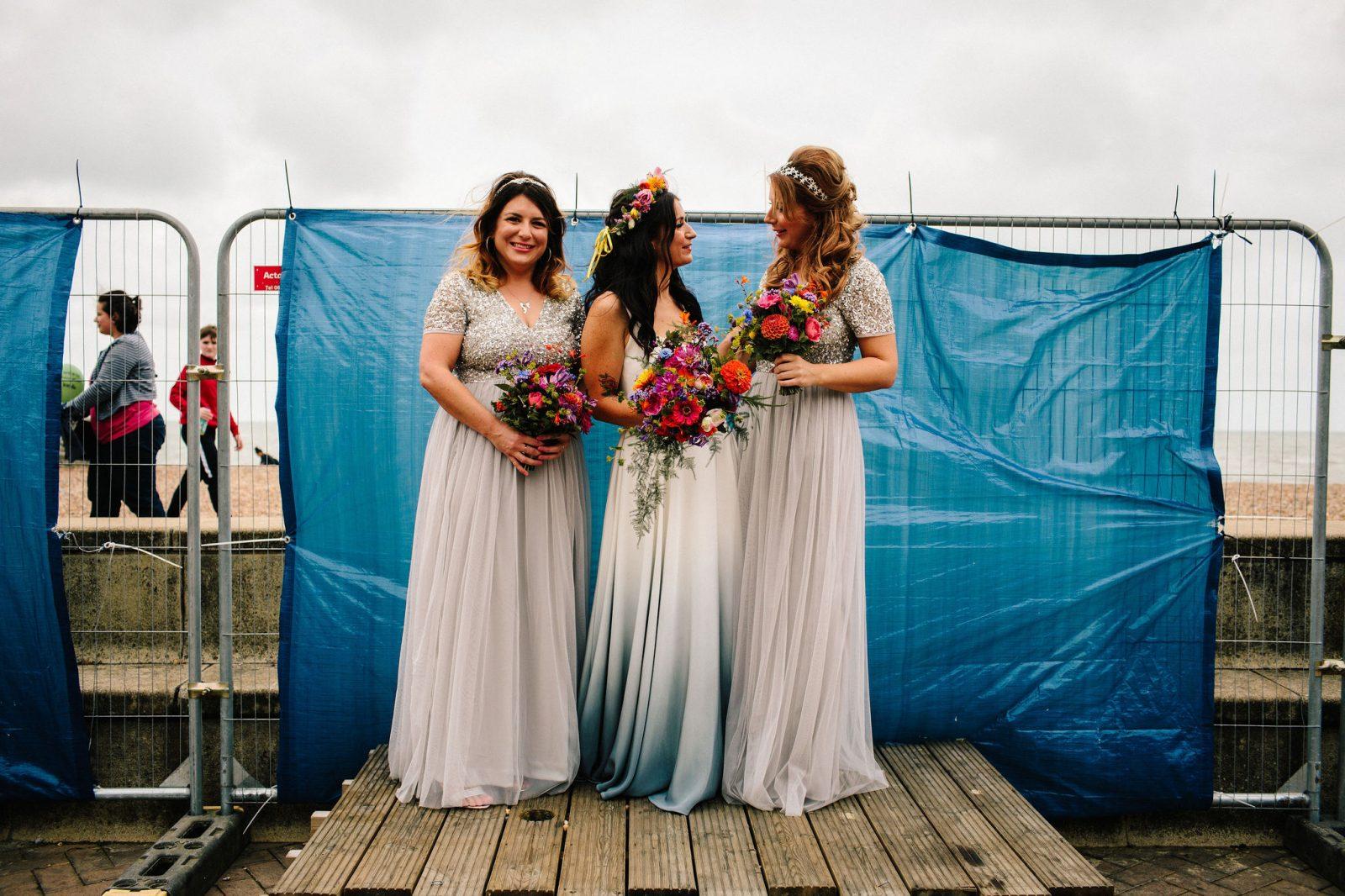Brighton Music Hall wedding