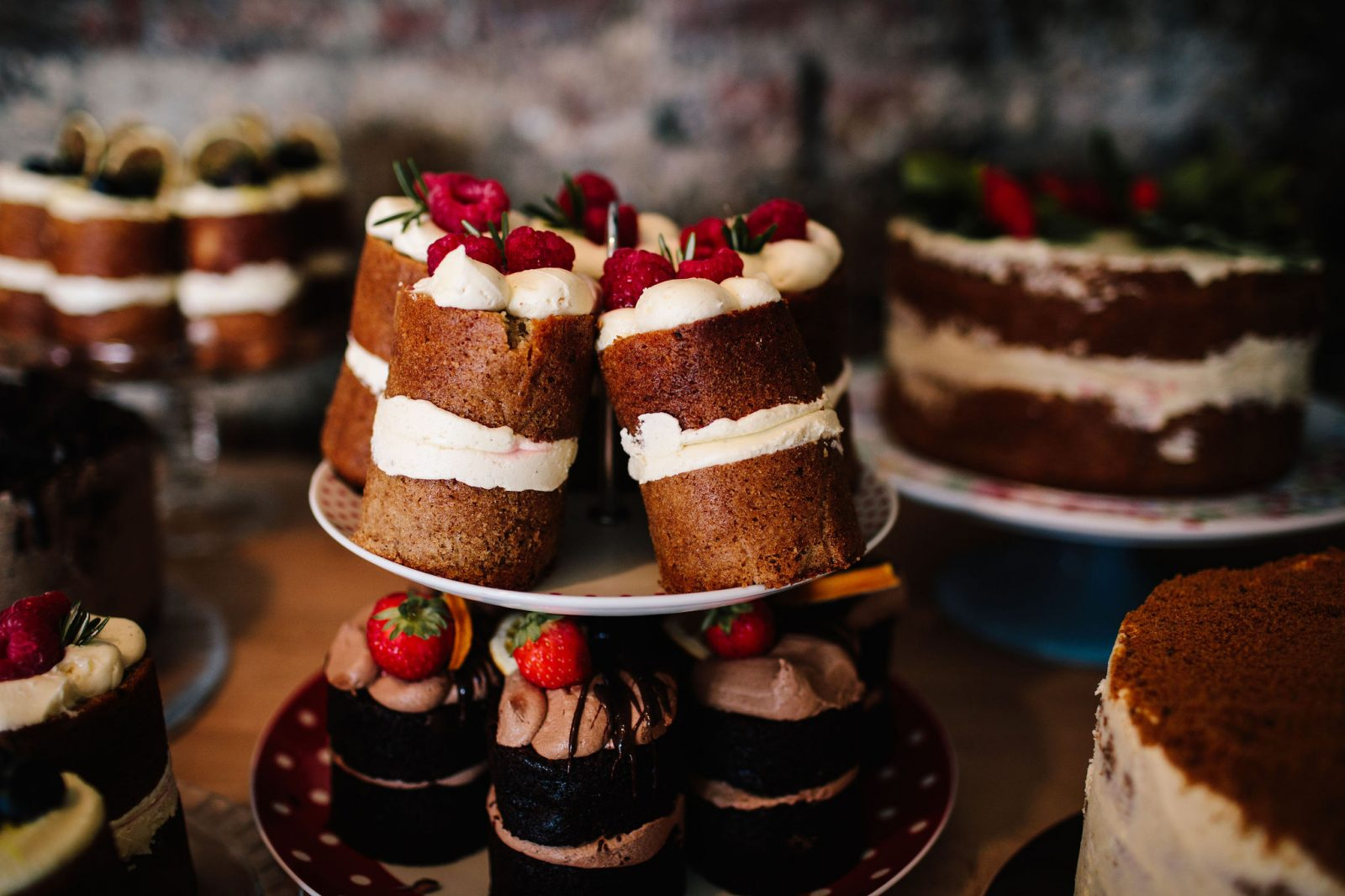 Vegan wedding cakes Brighton