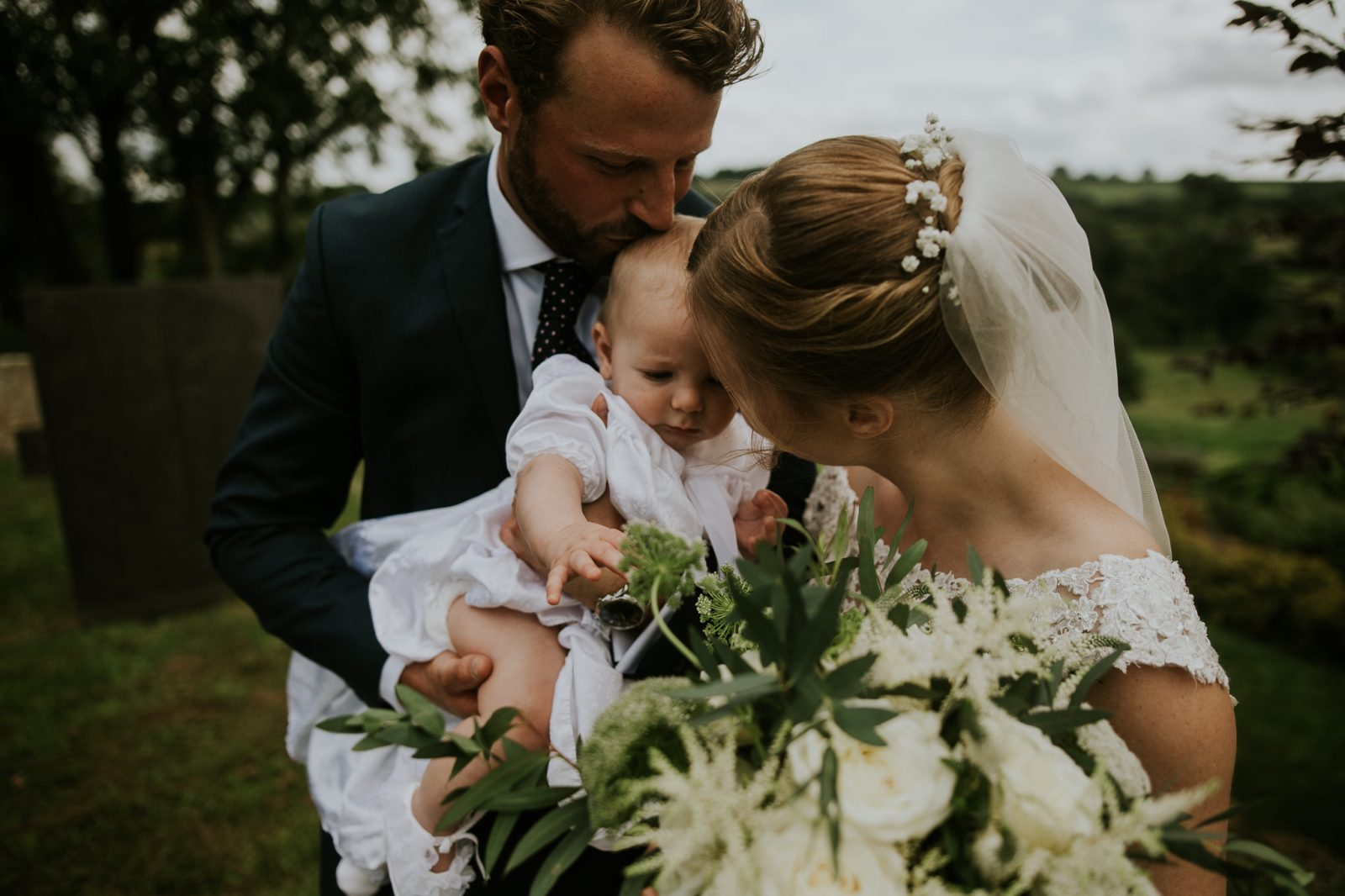 An English Country Garden Surprise Wedding