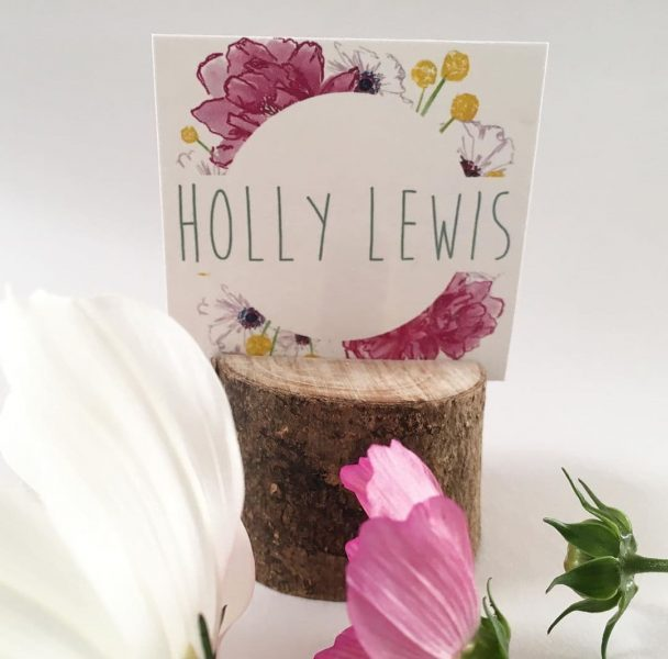 place card foxglove press