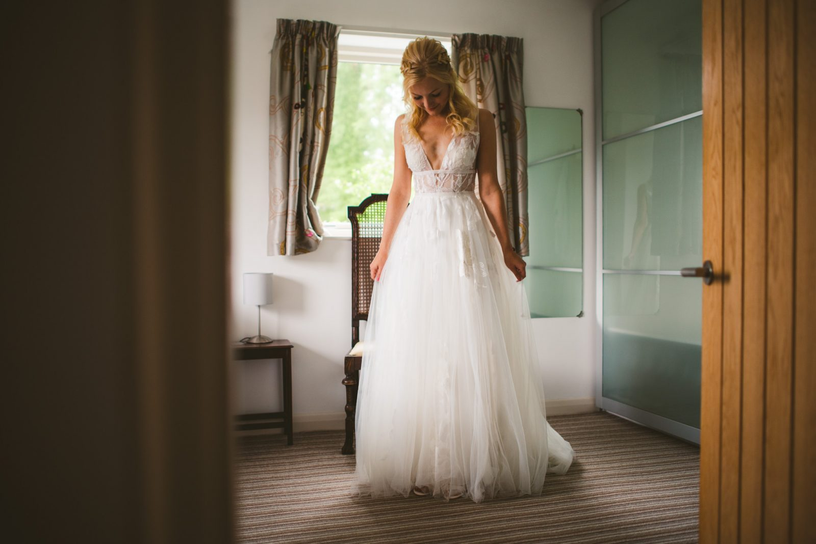 Willowby Watters wedding dress real bride
