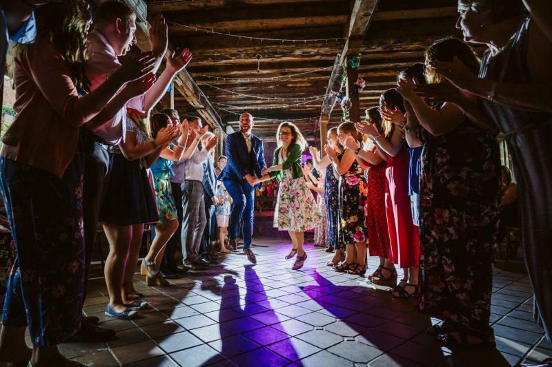 wedding ceilidh band Bowreed