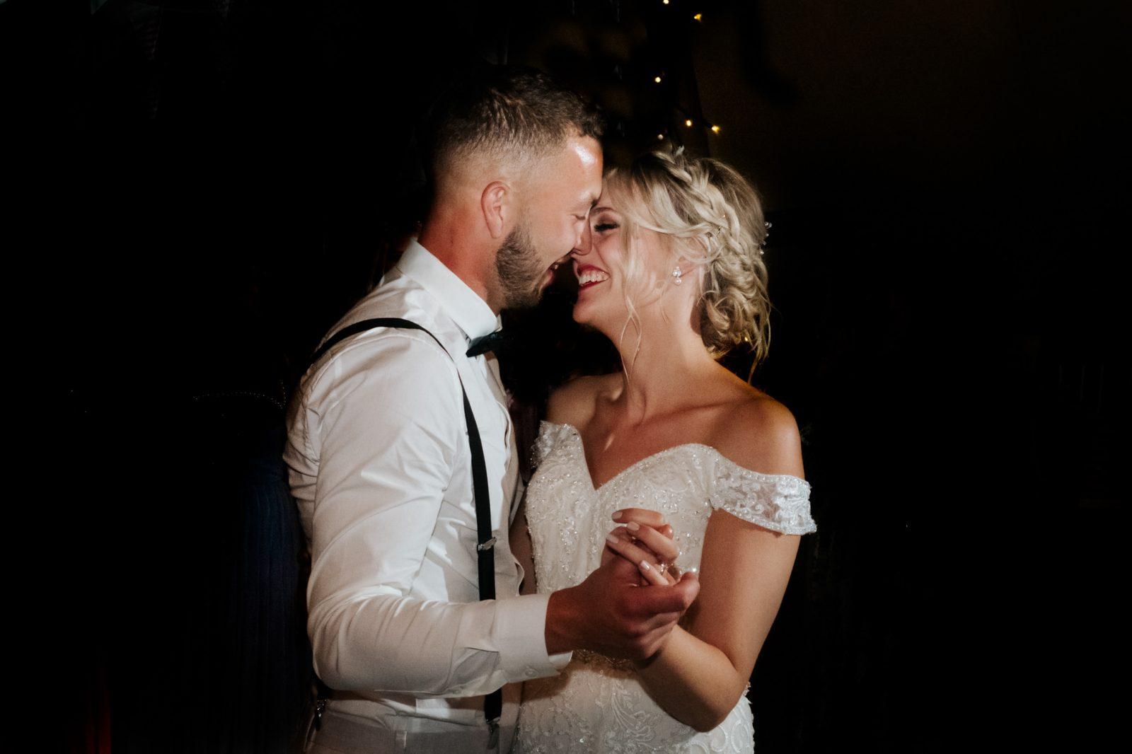 first dance shropshire wedding tipi