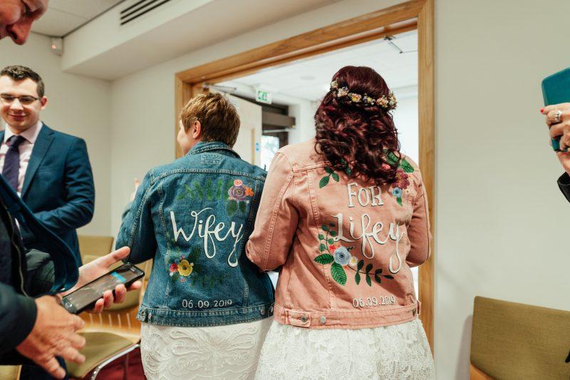wifey for lifey jackets