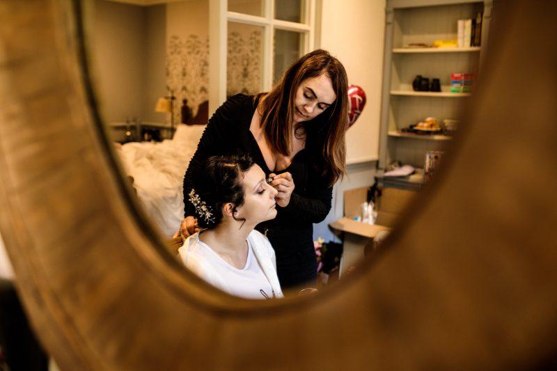 wedding hair and MUA Manchester