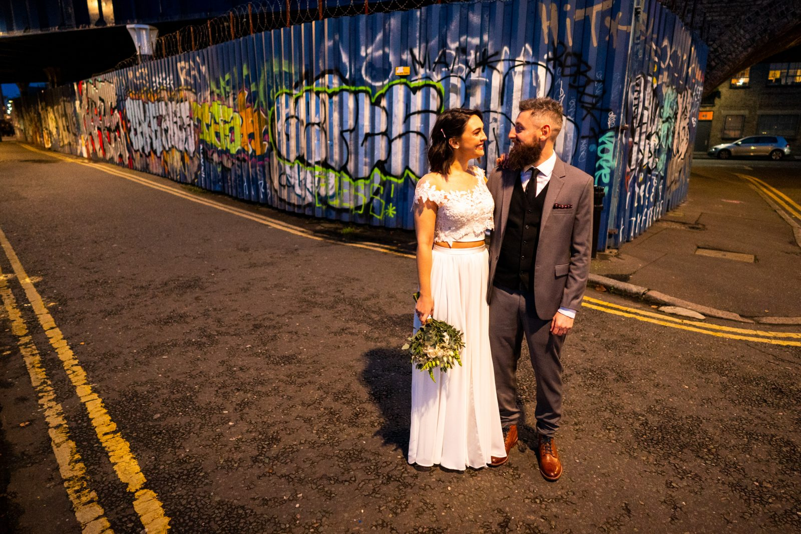 London Gin Distillery Wedding