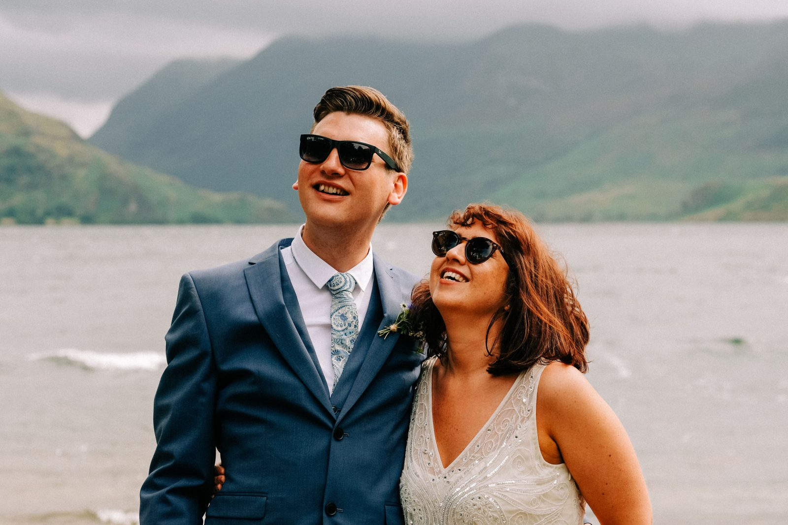 Lake District DIY Barn Wedding
